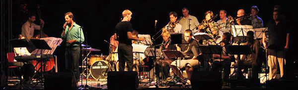 Rob Spelberg Jazz Orchestra Kunstbunker 2011