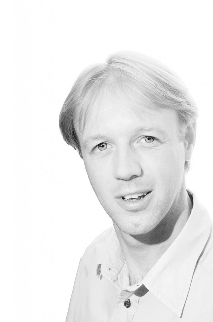 Rob Spelberg Portrait